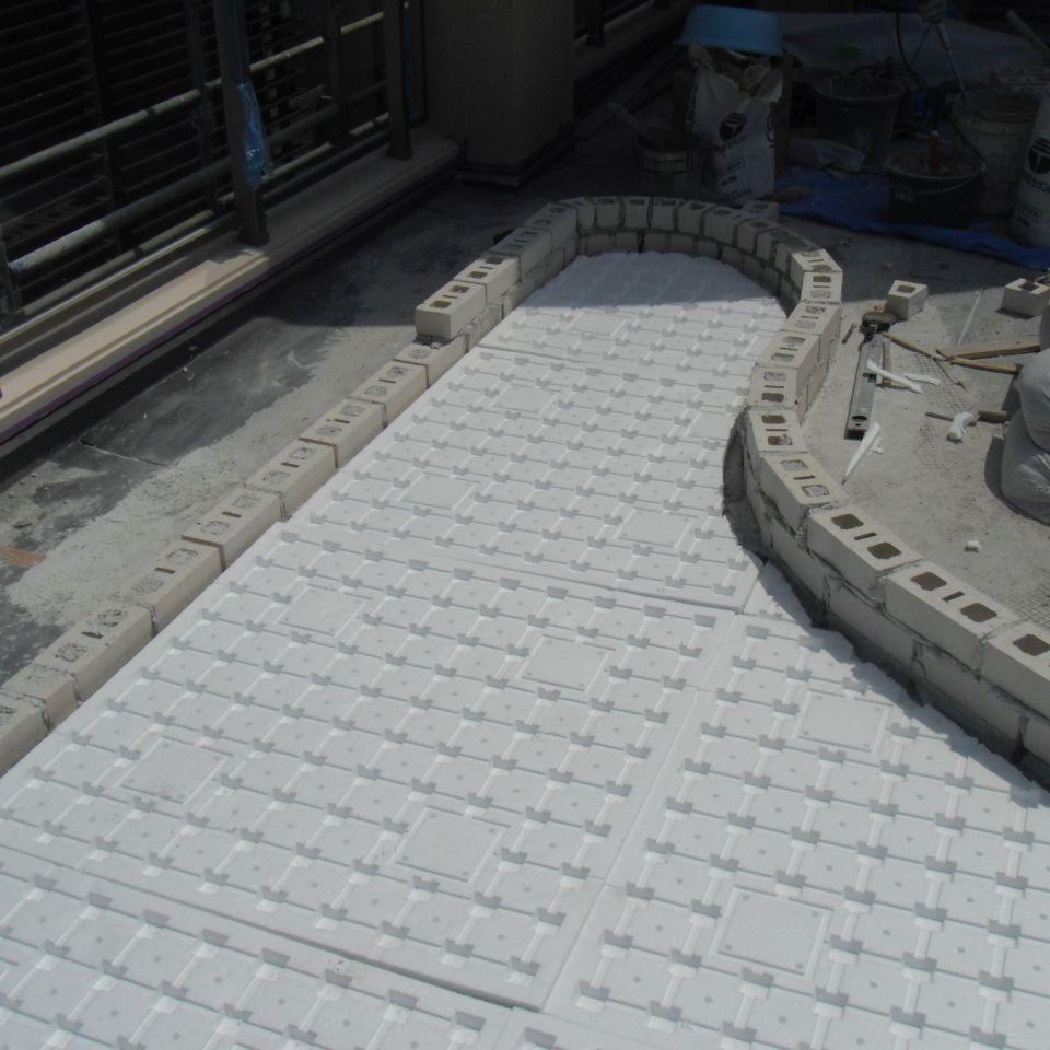 屋上緑化工事用一般資材