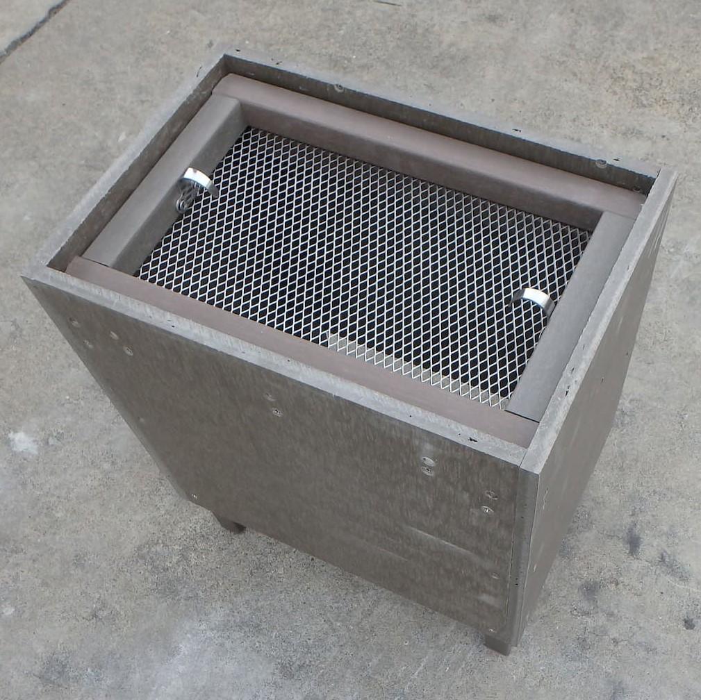 ドレンカバー・制御盤容器