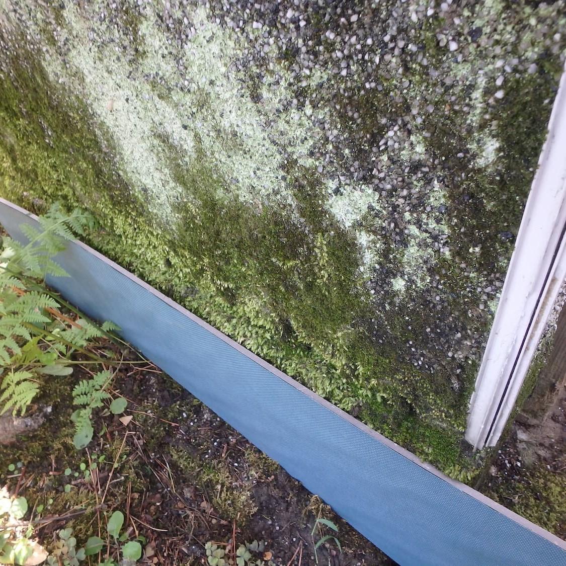 根の侵入防止資材